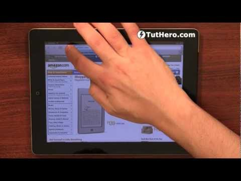 iPad Tutorial - How to create a shortcut to a website in your iPad - v4