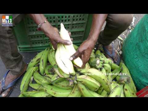 How to Make Kerala Style Banana | Plantain Chips Recipe