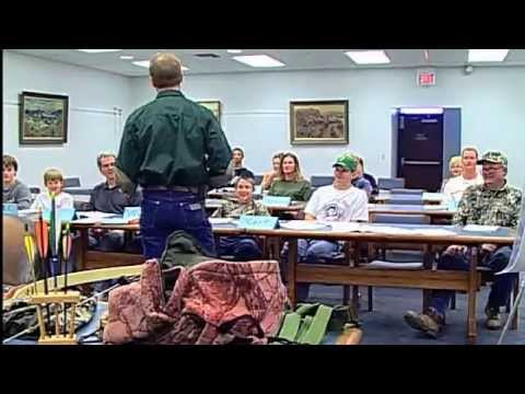 Kansas Hunter Education in our Schools Program