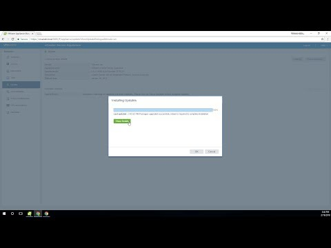How to easily update your VMware vCenter Server Appliance from 6.5.x to 6.5 Update 1f (VCSA 6.5 U1f)