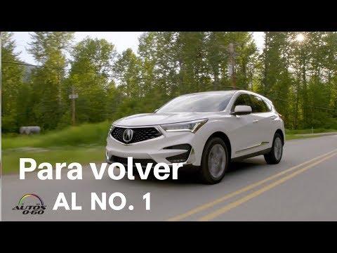 Test Drive Acura RDX 2019, 3ra. generación con más y mejor en todo