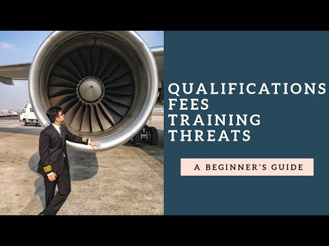 [2018] How To Become An Airline Pilot (India)