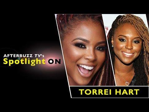 Torrei Hart Interview | AfterBuzz TV's Spotlight On
