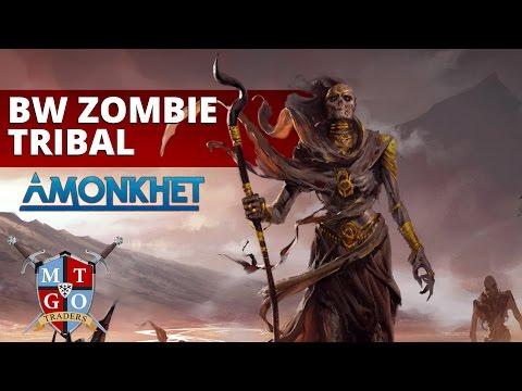 MTG | BW Zombie Tribal Amonkhet Standard Deck Tech
