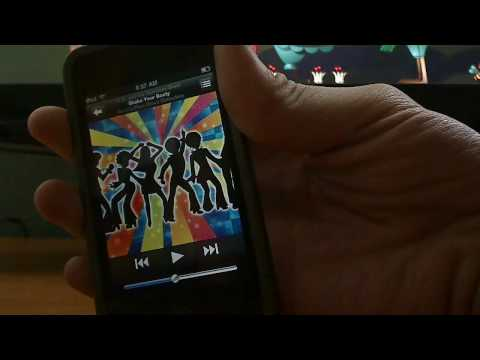 Shake to Shuffle with your iPod nano, iPod touch, and iPhone