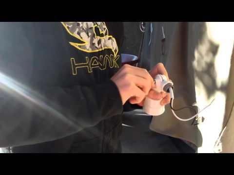 Repairing An Exterior Light Socket