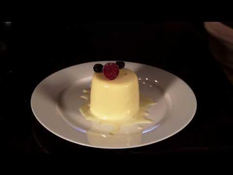 ICE CREAM JELLO made with gelatin