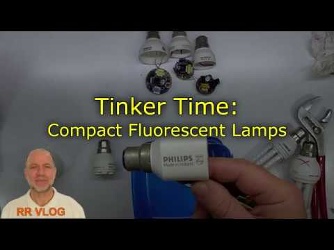 Tinker Time, Compact Fluorescent Lamps