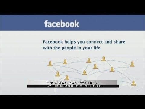 scam alert: facebook color change app
