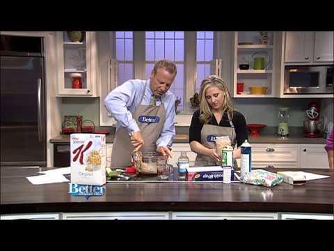 5 Minute recipe: Peanut Butter Marshmallow Bars, October 2, 2013