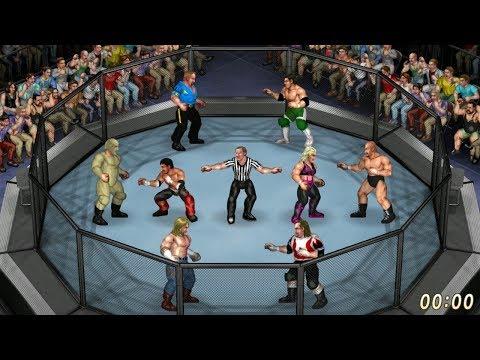 nL Live - WrestleBets! (Pro Wrestling & BRAWL 4 ALL!) [Fire Pro Wrestling World]