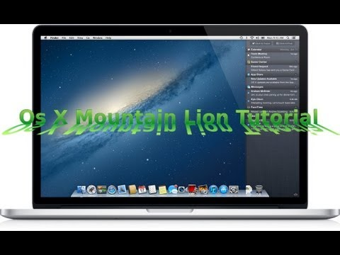 How To Get Os X Mountain Lion 10.8 Free! (2012)