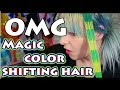 MAGICAL COLOR CHANGING HAIR? (OMG IT'S REAL!!)