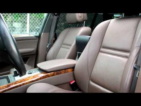 2008 Platinum Bronze BMW X5 4.8i