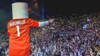 Marshmello Red Rocks Recap
