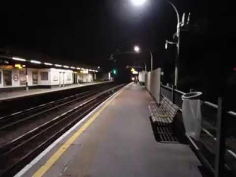 London Underground 5234 & 5235 A62 Stock Passing West Harrow on it's finally Run