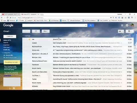 SendMail Program in java