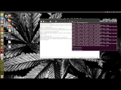 How to run .bat(Batch) Files on Linux (Ubuntu)