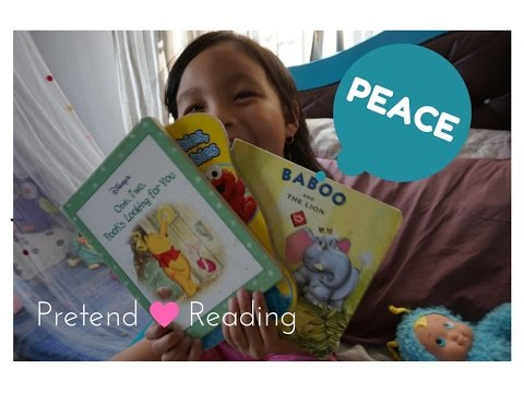Pretend Reading I Eleina
