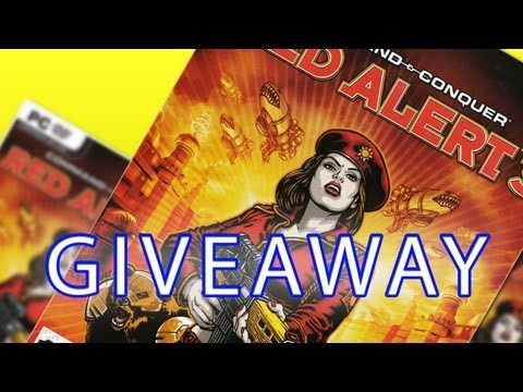 GIVEAWAY SATURDAY COMMAND AND CONQUER RED ALERT 3 UPRISING [ ORIGIN KEY ] [ CLOSED ]