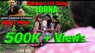 Konkani Song - Lorna - Acacio Pereira #albertpintochannel