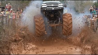 Truck Bounty Hole - Mardi Gras MuddFest 2019 - Creekside Offroad Ranch
