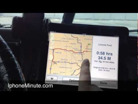 TomTom for iPad and iPhone