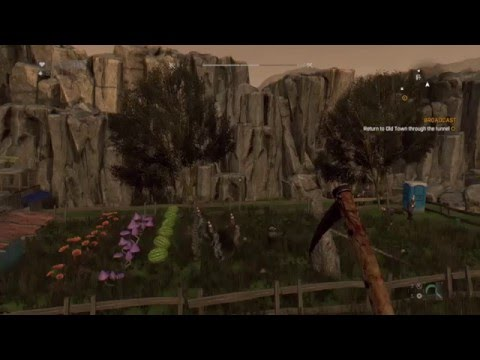 dying lights best easter egg PLANTS VS ZOMBIES