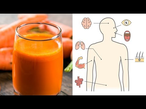 This is What Drinking Carrot Juice Everyday Can Do for You - Carrot Juice Benefits