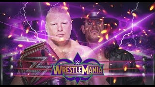 Top 10 WWE Superstars The Undertaker Should Face at WrestleMania 34