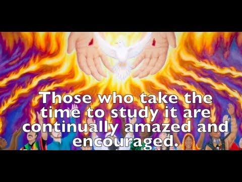 Pentecost -  A Picture/Type Of The Rapture