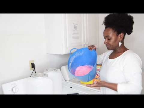 itsJustFamily   How to Make Homemade Washing Powder