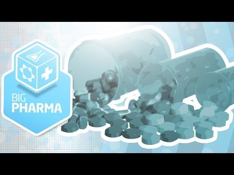 HOW TO MAKE DRUGS - Big Pharma Gameplay E01   Docm77