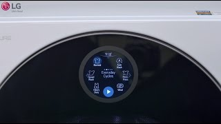 LG SIGNATURE Washer/Dryer Combo - Cycles