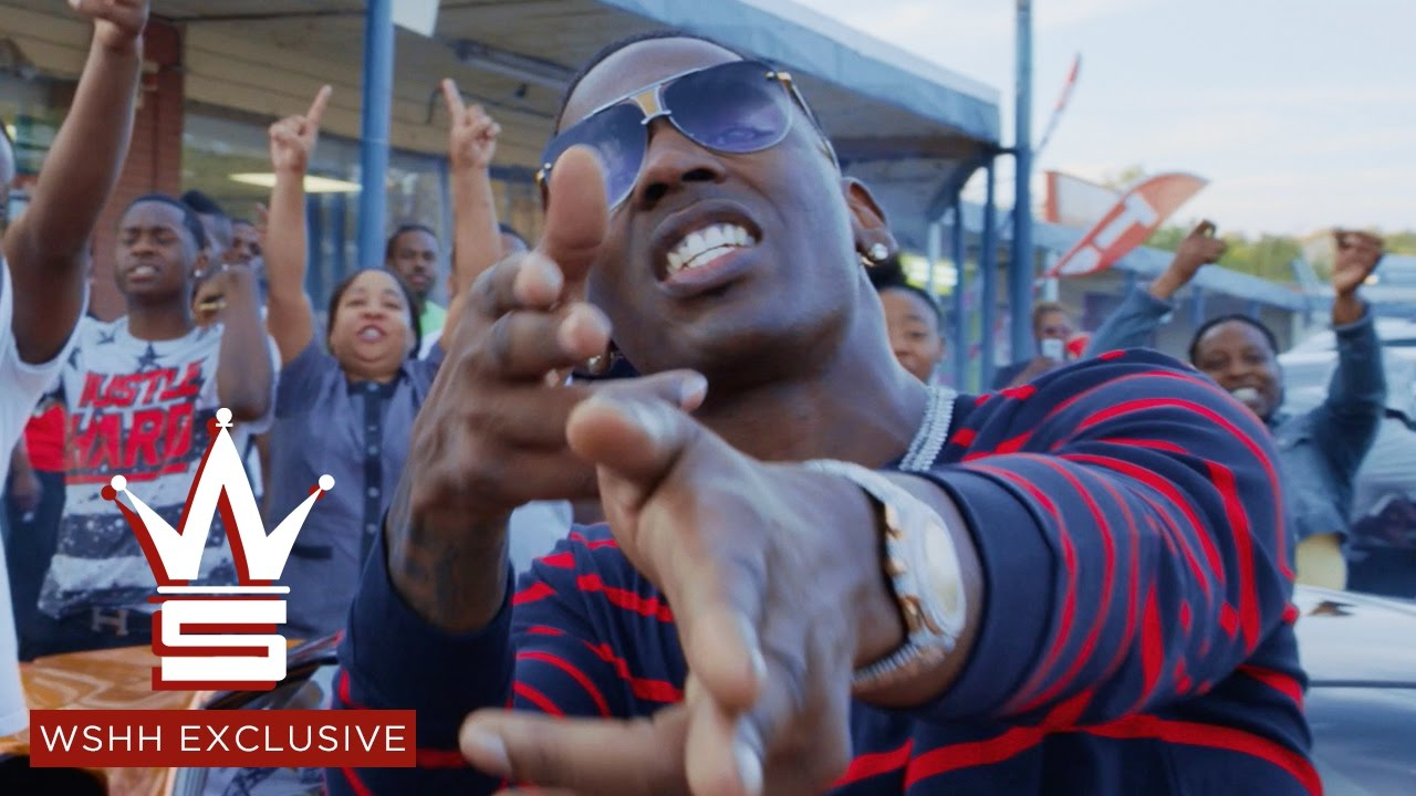 """Young Dolph """"100 Shots"""" (WSHH Exclusive - Official Music Video)"""