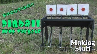 Moving Targets - Shooting Steel