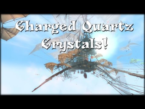 Guild Wars 2 - Charged Quartz Crystals (Obtaining + Thoughts)