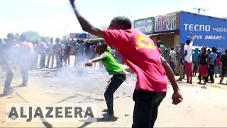 Zambia cholera outbreak 🇿🇲: Riots over emergency measures