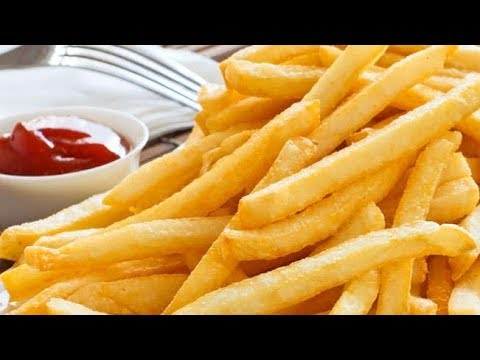 How to Make French Fries-Potato Finger Chips Recipe