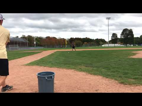 Defensive Drills - Third Base
