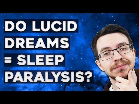 Does Lucid Dreaming Cause Sleep Paralysis?