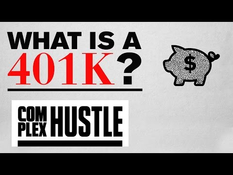 The Grow Up: What is a 401K?