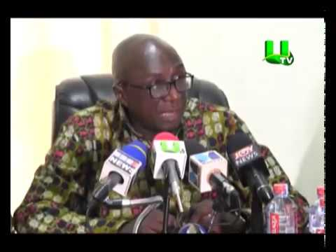 Ghana will meet its international obligations - Ambrose Dery