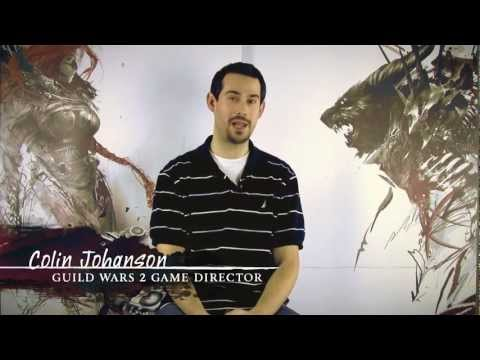 Guild Wars 2 - 2013 Preview Video