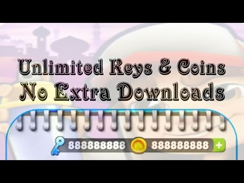 Subway Surfers Cheats Hack - Unlimited Coins and keys - No Downloads 2016