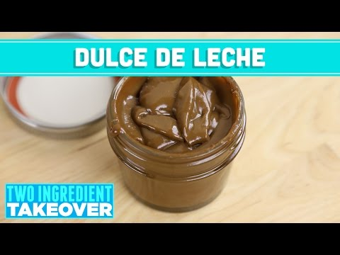 Vegan Dulce De Leche! 2 Ingredients! Two Ingredient Takeover Mind Over Munch