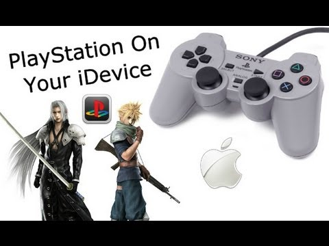 PlayStation Games On iOS iPhone, iPad & iPod Touch