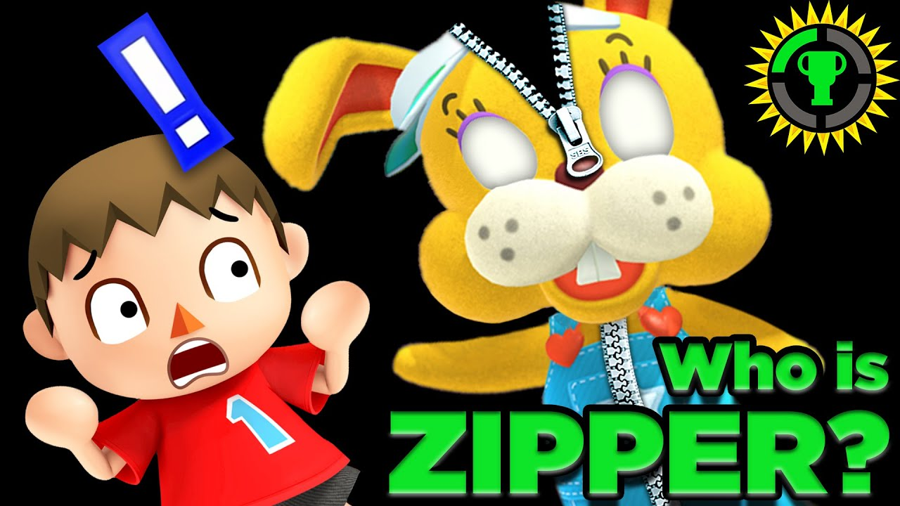 Game Theory: Animal Crossing's Scary Bunny unZIPPED! (Animal Crossing New Horizons)