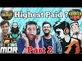 Top 10 Highest Superchat Donation In Indian Gaming Dynamo Gaming Carryislive Beastboyshub