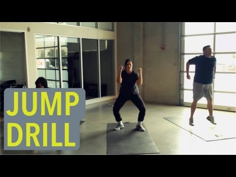 Do Jumping Jacks to Burn Calories Fast - Being Fat Sucks